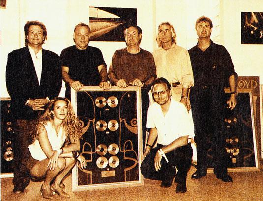 Pink Floyd EMI Köln 2.8.1994